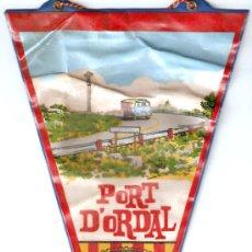 Banderines de colección: BANDERIN - PORT D`URDAL. Lote 23624921