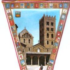 Banderines de colección: BANDERIN - RIPOLL. Lote 23468840