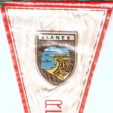 Banderines de colección: BANDERIN - BLANES . Lote 23468842