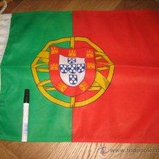 Banderines de colección: BANDERA PORTUGUESA. Lote 26397531