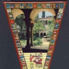 Banderines de colección: BANDERIN DE SANT CUGAT DEL VALLES. Lote 23968188