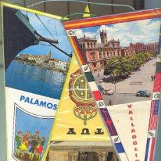Banderines de colección: LOTE DE 28 BANDERINES ANTIGUOS DESCRIPCIÓN. Lote 25764543