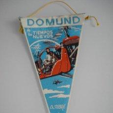 Banderines de colección: ANTIGUO BANDERIN DEL DOMUND . AÑO 1964.. Lote 26068018