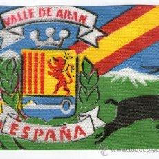 Banderines de colección: BANDERIN PARA BICICLETA DE LA VALLE DE ARAN , VALL D'ARRAN. Lote 26804977