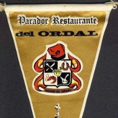 Banderines de colección: BANDERIN DE L' ORDAL. Lote 28335449