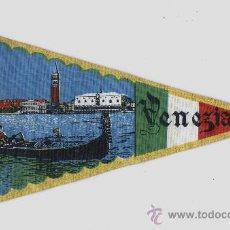 Banderines de colección: BANDERIN DE VENECIA (ITALIA) . Lote 28470212