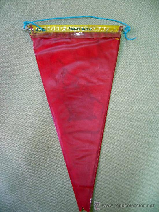 Banderines de colección: BANDERIN, 7 JULIO, SAN FERMIN, PAMPLONA, MEDIDAS: 26 X 15 CM - Foto 3 - 28862609