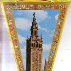 Sammlung von Wimpeln - BANDERIN DE LA GIRALDA DE SEVILLA - 30513156