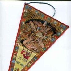 Banderines de colección: BANDERIN PLATOS TIPICOS - CATALUNYA. Lote 31102009