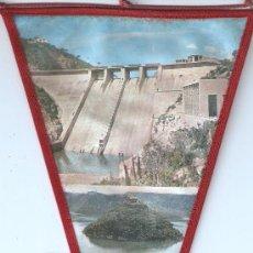 Banderines de colección: BANDERIN - PANTANO DE SAU . Lote 32225965