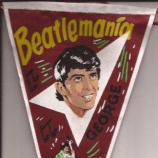 Banderines de colección: BANDERIN-BEATLES-GEORGE-SERIE BEATLEMANIA-. Lote 33289149