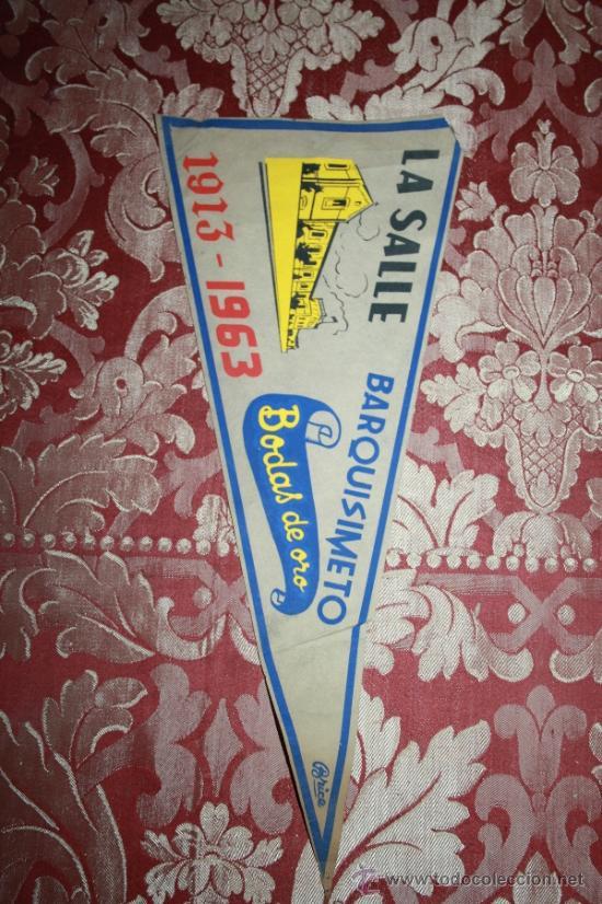 Banderines de colección: GRAN COLECCIÓN DE BANDERINES - LA MAYORÍA DE LOCALIDADES DE CATALUÑA - AÑOS 30-40 - Foto 13 - 35728849
