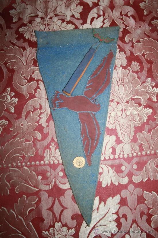 Banderines de colección: GRAN COLECCIÓN DE BANDERINES - LA MAYORÍA DE LOCALIDADES DE CATALUÑA - AÑOS 30-40 - Foto 14 - 35728849