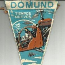 Banderines de colección: BANDERÍN DOMUND OCTUBRE 1964. Lote 38351203