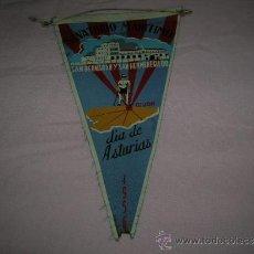Banderines de colección: BANDERIN SANATORIO MARÍTIMO AÑO 1956. Lote 37177994