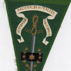 Banderines de colección: RARO BANDERIN HDAD ALFERECES PROVISIONALES. SEVILLA 1959. Lote 37299181