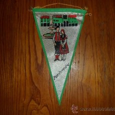 Banderines de colección: BANDERÍN PONTEVEDRA. Lote 38860215