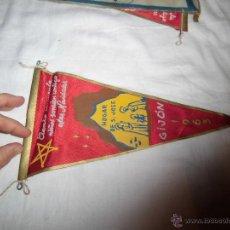 Banderines de colección: BANDERIN HOGAR DE SAN JOSE GIJON 1963. Lote 39302832