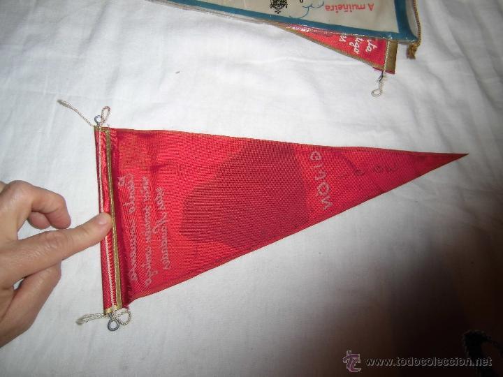 Banderines de colección: BANDERIN HOGAR DE SAN JOSE GIJON 1963 - Foto 2 - 39302832