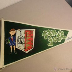 Banderines de colección: BANDERIN-SAN JOSE -VALLADOLID-. Lote 40305349