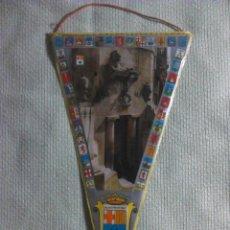 Banderines de colección: BANDERÍN DE CALDAS DE MONTBUI. BARCELONA. CATALUÑA. ESPAÑA. AÑOS ´60-´70.. Lote 40454793