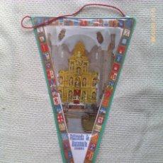 Banderines de colección: BANDERÍN DE PEÑARANDA DE BRACAMONTE. SALAMANCA. CASTILLA Y LEÓN. ESPAÑA. Lote 40912551