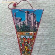 Banderines de colección: BANDERÍN CASTILLO DE ÓLITE. NAVARRA. ESPAÑA. Lote 41028889