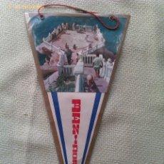 Banderines de colección: BANDERÍN DE BENIDORM. ALICANTE. ESPAÑA. Lote 41295268