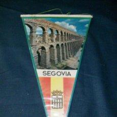 Banderines de colección: BANDERIN SEGOVIA. Lote 41451335