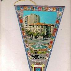Banderines de colección: ANTIGUO BANDERIN PAMPLONA NAVARRA. Lote 41514759