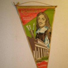 Banderines de colección: BANDERIN MUSEO DEL PRADO - RIBERA - DE LOS GRANDES. Lote 48599482