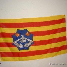 Banderines de colección: BANDERA DE MENORCA DE 100X60. Lote 42521155