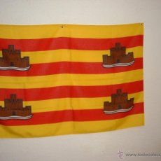 Banderines de colección: BANDERA D'EIVISSA DE 100X60. Lote 42521164