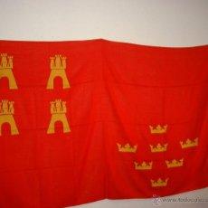 Banderines de colección: BANDERA DE MURCIA DE 2X120 MTS. BORDADA A CORNELLI. Lote 42523211