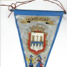 Banderines de colección: BANDERIN - PONTEVEDRA . Lote 42666000