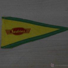Bandierine di collezione: BANDERIN DE MOTO SADRIAN . Lote 43265554
