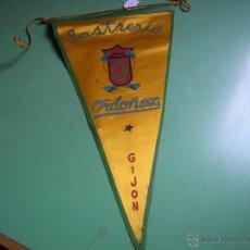 Banderines de colección: BANDERIN ANTIGUO SASTRERIA ORDOÑEZ.GIJÓN.ASTURIAS.. Lote 43500984