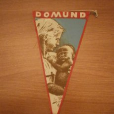 Banderines de colección: BANDERIN. DOMUND. Lote 44821140