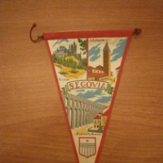 Banderines de colección: BANDERIN.SEGOVIA . Lote 44856026