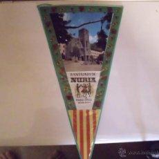 Banderines de colección: ANTIGUO BANDERIN SANTUARIO DE NURIA. Lote 45024888