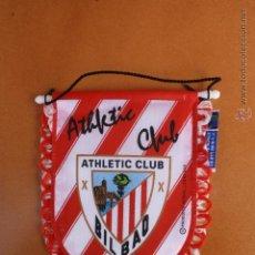 Banderines de colección: BANDERIN DEL ATHLETIC CLUB DE BILBAO. Lote 48446229