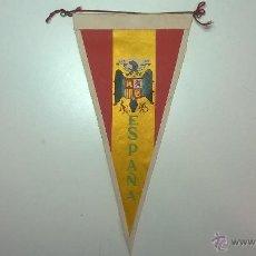Banderines de colección: BANDERÍN ESPAÑA, ÁGUILA FRANQUISTA. Lote 48638958