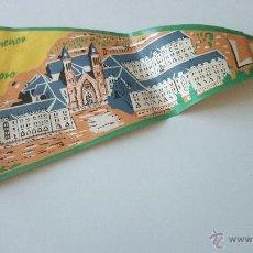 Banderines de colección: ANTIGUO BANDERIN-SEMINARIO MENOR DE SAN ISIDORO-LEON. Lote 48737072