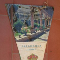 Banderines de colección: SALAMANCA.BANDERIN TURISTICO.TAMAÑO: 27 X 15 CTS.. Lote 48881734