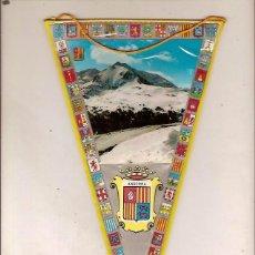 Banderines de colección: BANDERIN ANDORRA. Lote 49367141