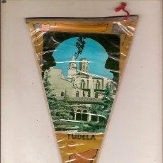 Banderines de colección: BANDERIN TUDELA NAVARRA . Lote 49367917