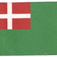 Banderines de colección: 10 BANDERITAS DE 15X10 DE VILADECANS. Lote 50528982