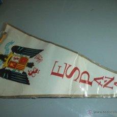 Banderines de colección: BANDERÍN DE VALLADOLID - ESPAÑA ÁGUILA DE SAN JUÁN AÑOS 60.. Lote 51042082