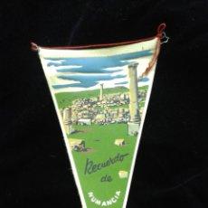 Banderines de colección: BANDERÍN DE LAS RUINAS DE NUMANCIA . Lote 51772094