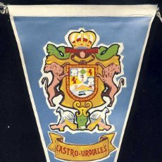 Galhardetes de coleção: BANDERIN DE CASTRO URDIALES. Lote 52125340